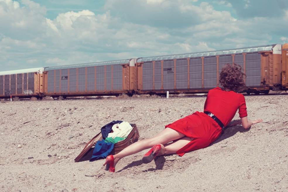 © Kourtney Roy, Courtesy Galerie Catherine & André Hug