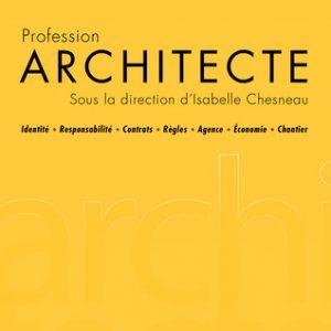 Publication – Profession ARCHITECTE